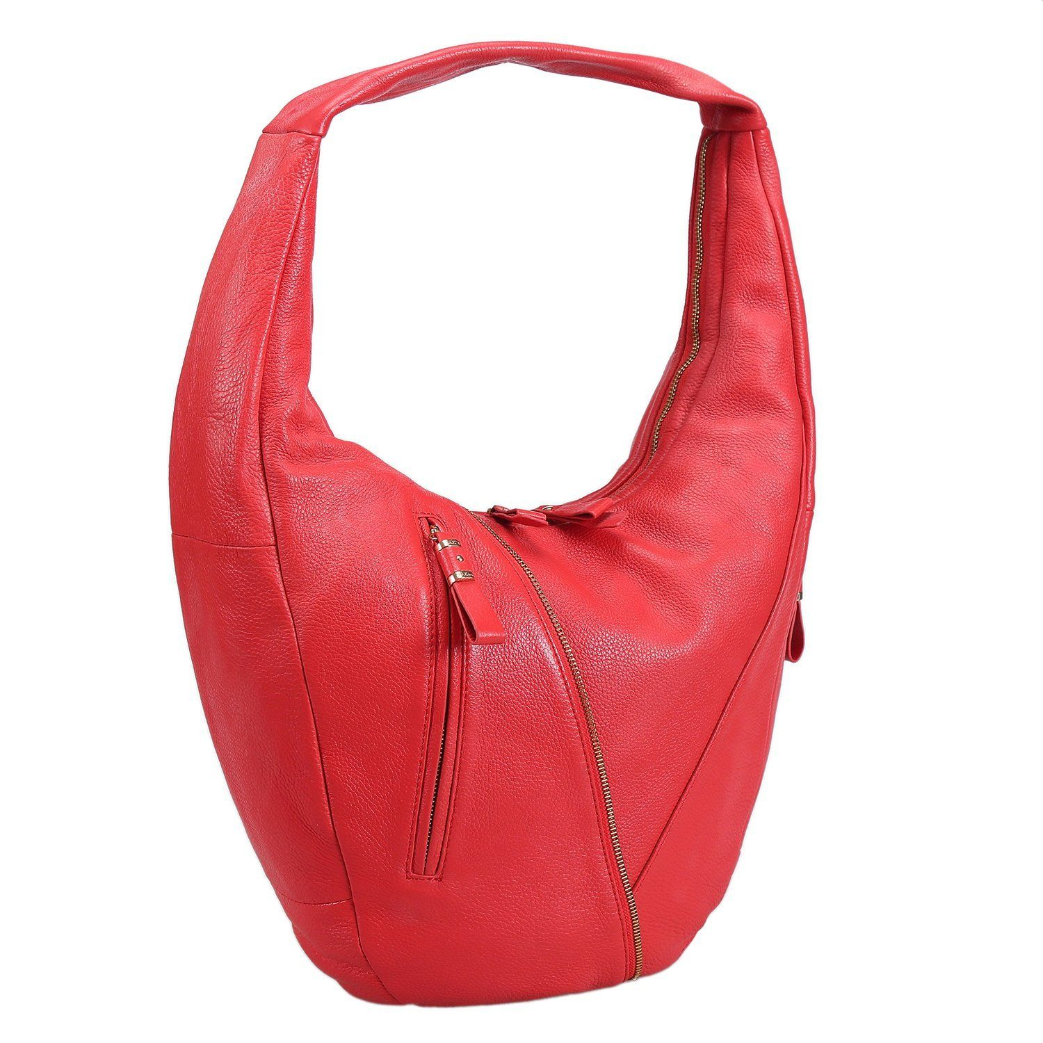 Women S Soft Leather Hobo Style Handbags Large Shoulder Bags Vintage Purses