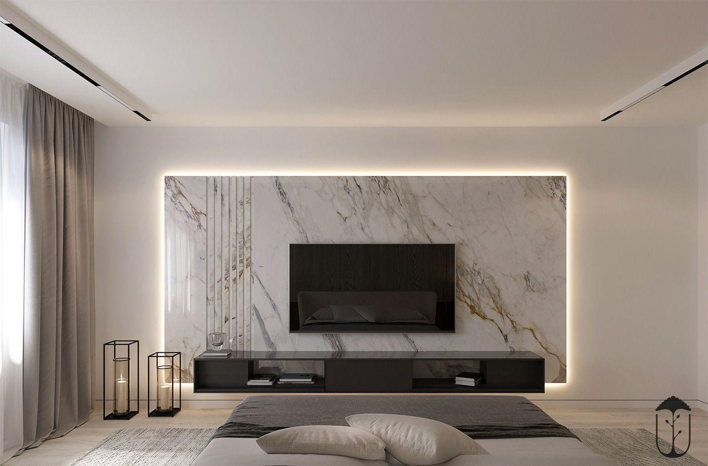 black und weiß Wohnzimmer living Raum Interior Design living ...