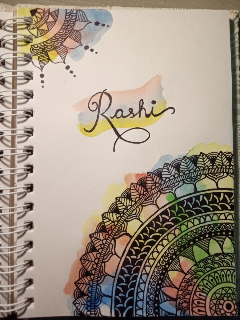 Diary Cover Design