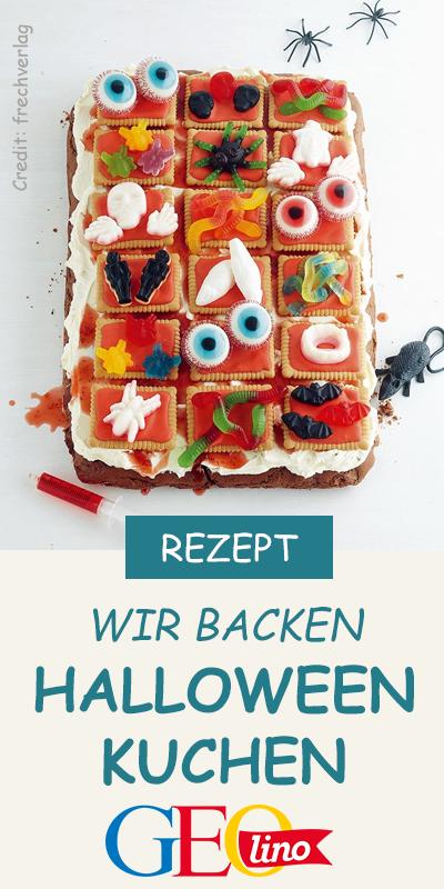 Grusel-Kuchen