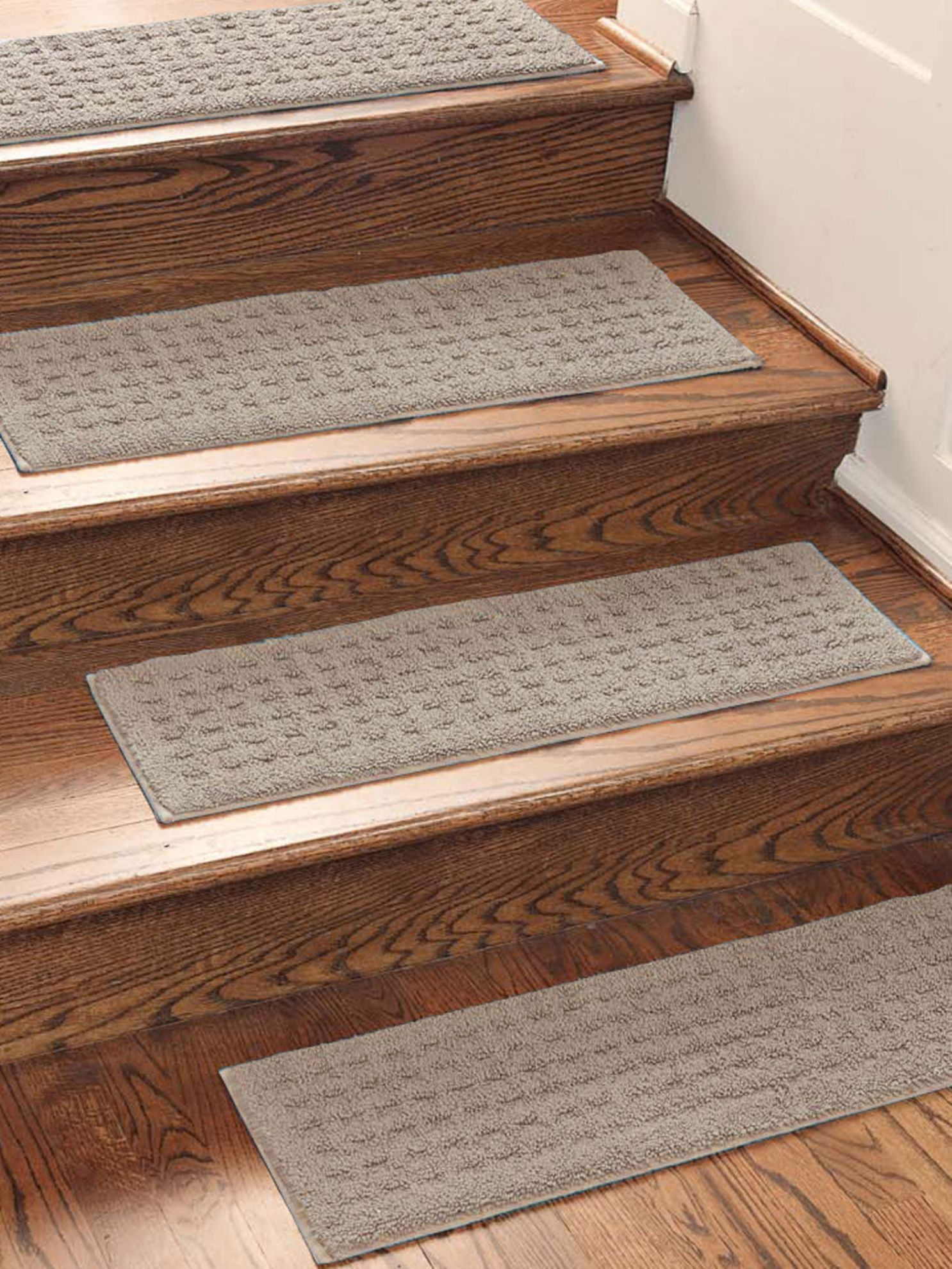 Vista Rug Nonslip Indoor Rug Stair Treads Solutions Wood   Indoor Carpet Stair Treads   Oak Valley   Rug Indoor   Indoor Outdoor   Mat   Stair Runner