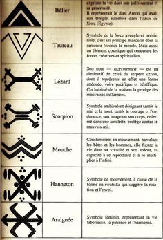 Berber Tattoo