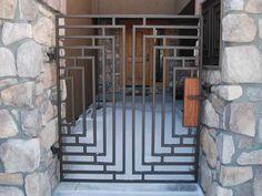 Frank Lloyd Wright Fence Design Google Search In