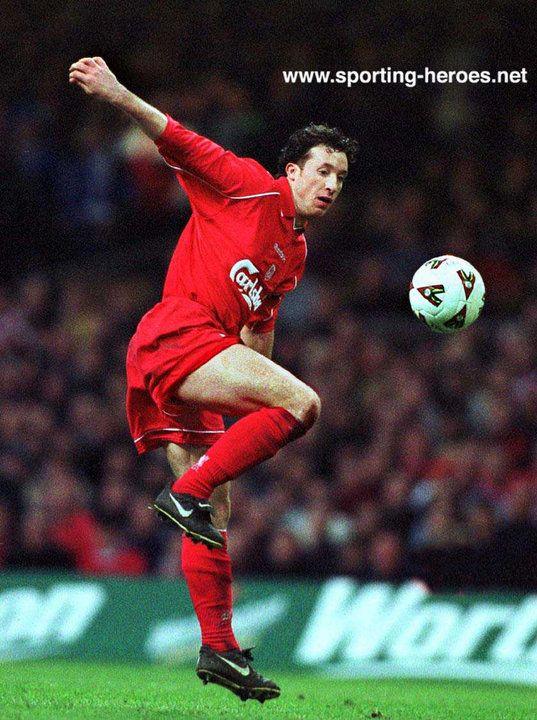 Robbie FOWLER - League Appearances - Liverpool FC