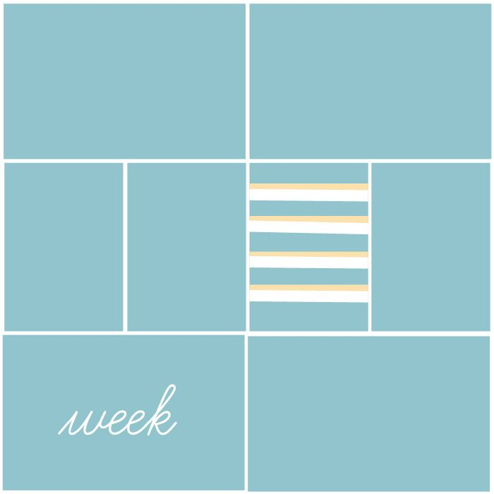Free Photoshop Collage Templates - includes squares for instagram ...