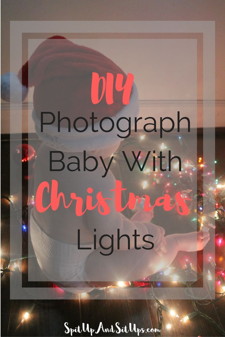 How to photograph baby with christmas lights bebe diy photograph baby with christmas lights christmas lights diy photoshoot do it yourself photo solutioingenieria Choice Image