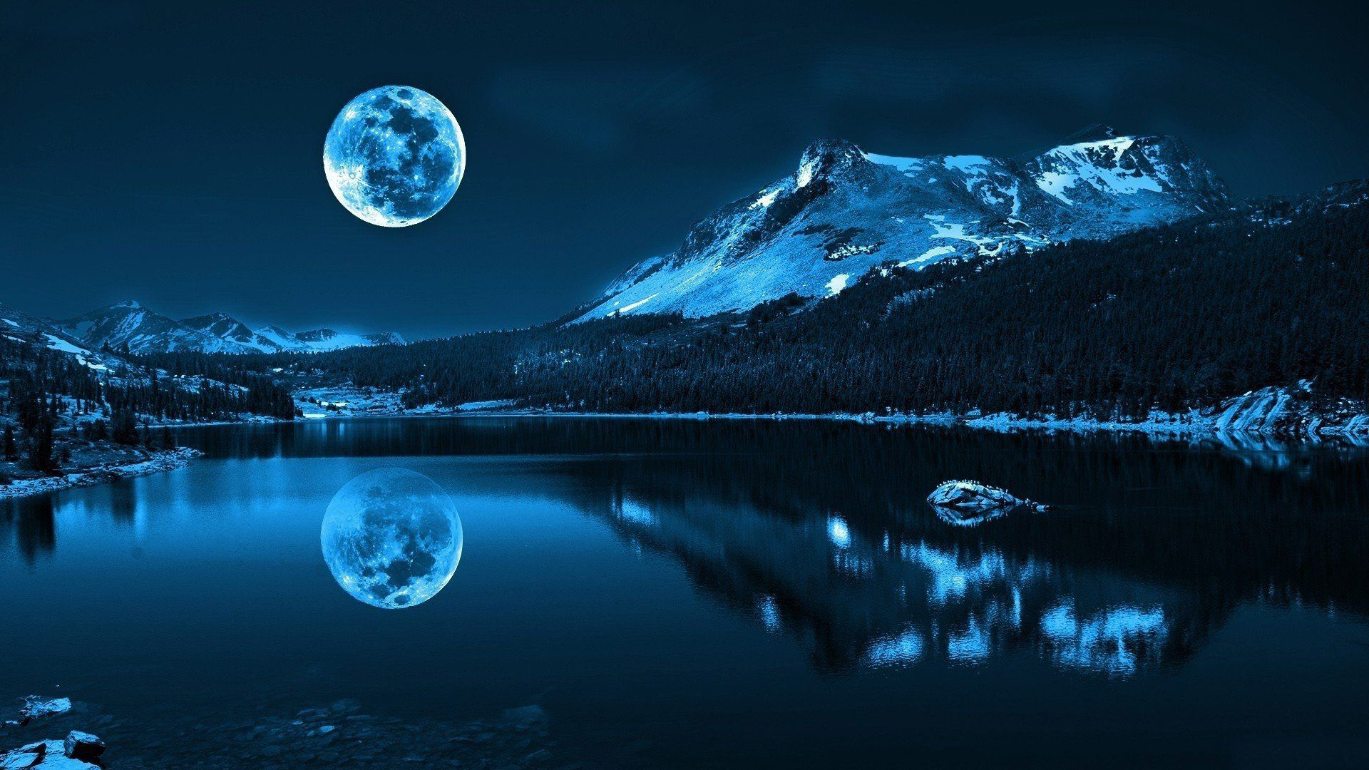 Download Night Mountain Wallpaper 1080p For Free Wallpaper Monodomo In 2020 Night Scenery Nature Wallpaper Mountain Wallpaper
