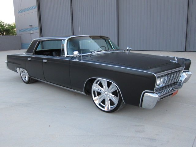 1966 Chrysler Imperial Chrysler Imperial Chrysler Dream Cars