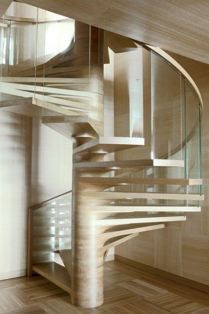 Proyecto 7 - Luis Bustamante arquitectura Pinterest Staircases - interieur design studio luis bustamente
