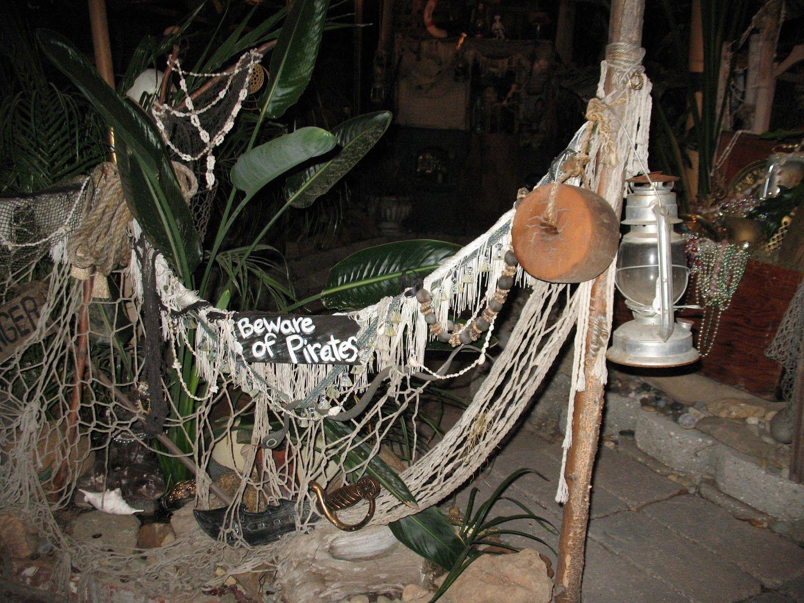 pirate halloween decorations outdoor