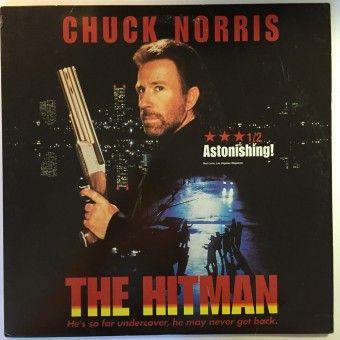 The Hitman Laserdisc