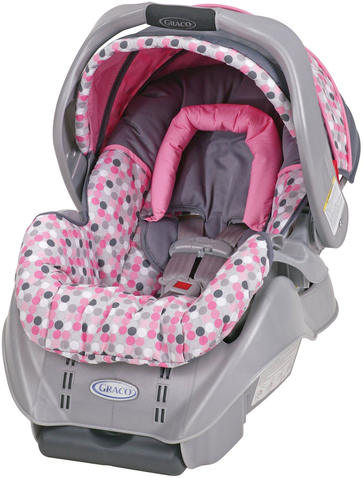 Graco SnugRide Classic Connect 30 Infant Car Seat Lexi