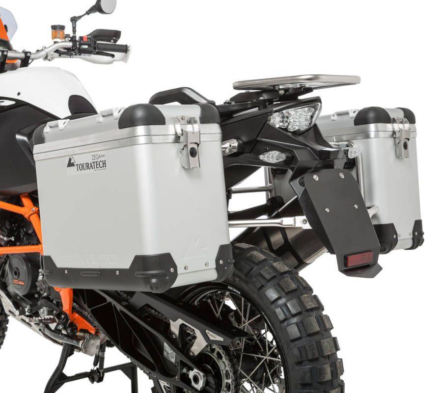 Touratech Zega Pro Pannier System Ktm 1190 Adventure R Halooffroad Com Ktm Cb 500