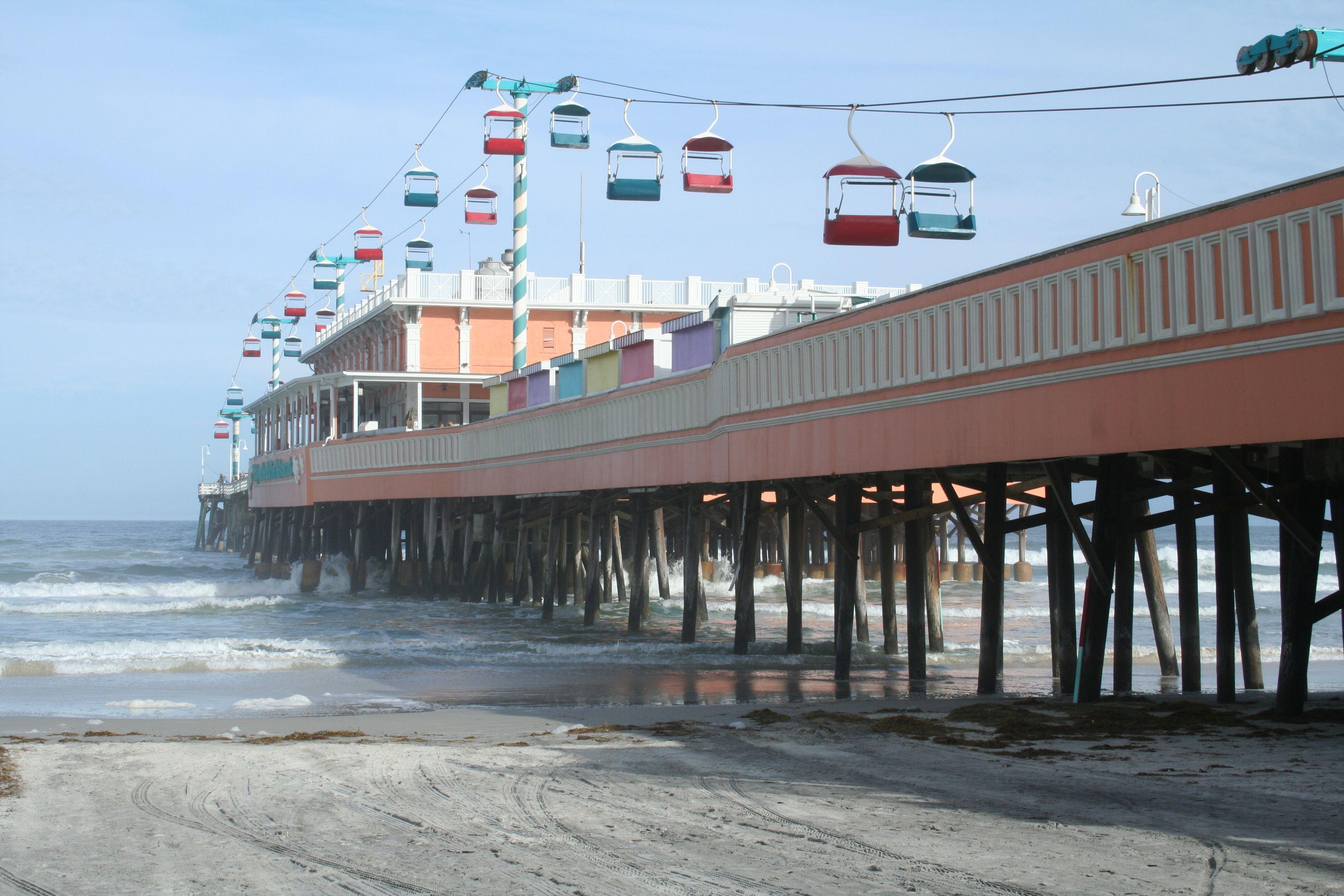 Boardwalk Theater Daytona Beach The Best Beaches In World