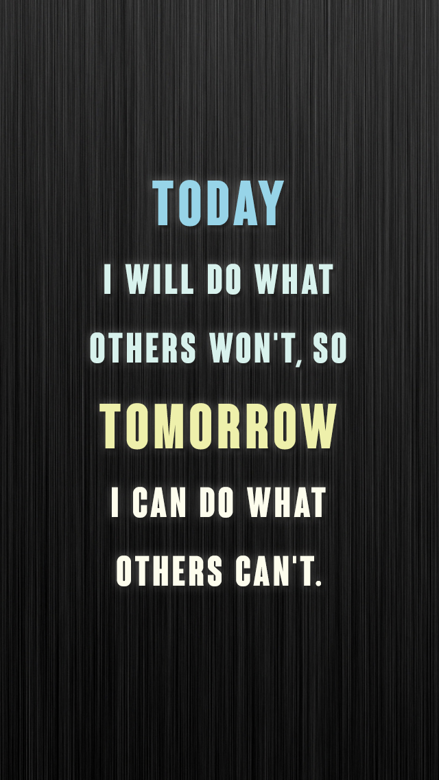 Great motivational inspirational quote. For the beginning