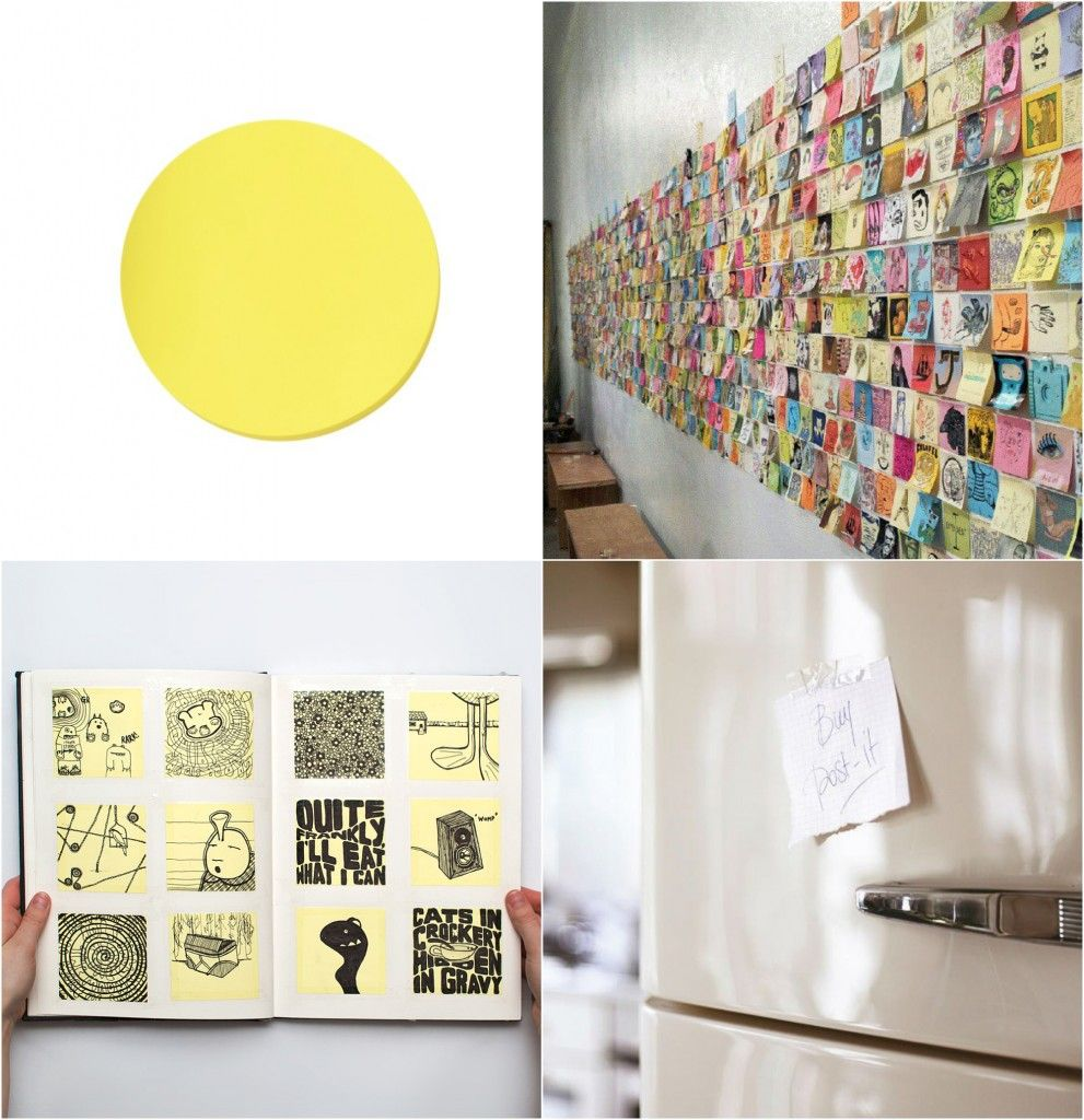Postit frame paper notes and more pinterest paper note