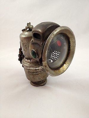 Antique Carbide Bicycle Lamp Early 1900 S In Collectibles Ebay Bicycle Antiques Collectibles