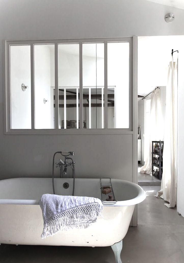 Clawfoot. | h o m e | Salle de bains verrière, Salle de bain et ...