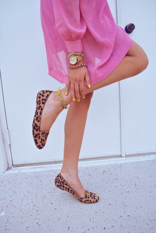 the search is on for leopard print shoes