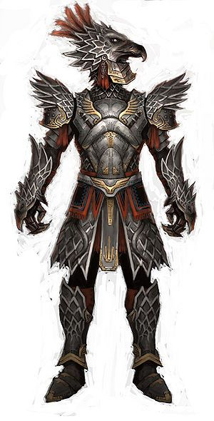 Warrior Silver Eagle armor - Guild Wars Wiki (GWW) | New ...
