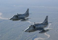 Argentine Navy Douglas A-4AR Fightinghawk (Skyhawk)