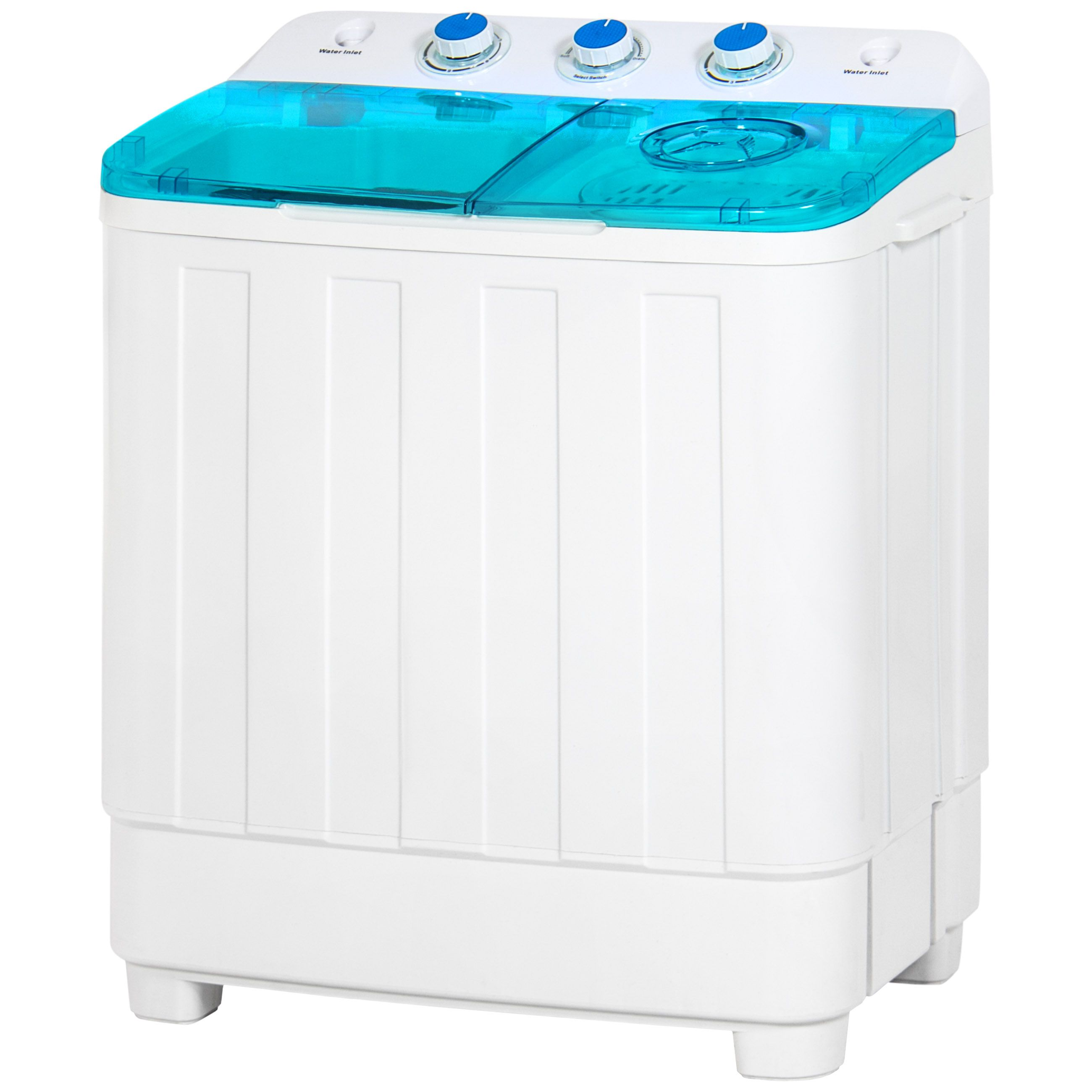 Best Choice Products 12 Lbs Portable Washer Dryer Combo Walmart Com Compact Washing Machine Portable Washer Washing Machine Washer
