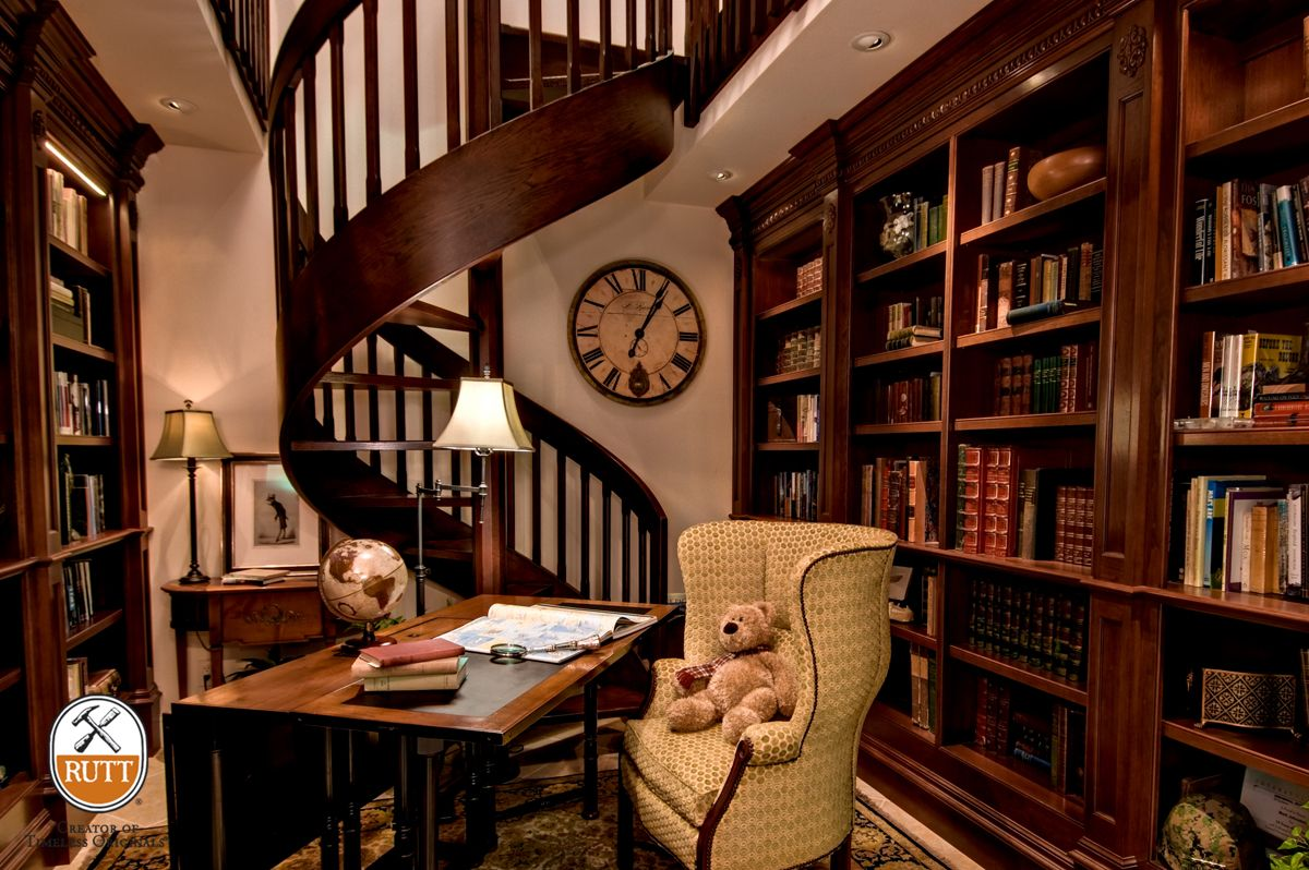 Traditional library traditional home office san francisco by viscusi elson interior design gina viscusi elson