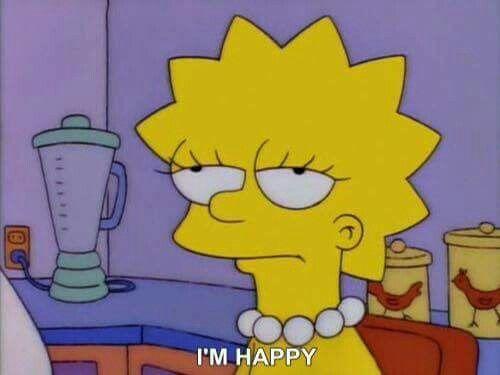 Pinterest Bhadshawtyyy Lisa Simpson The Simpsons Cartoon Memes
