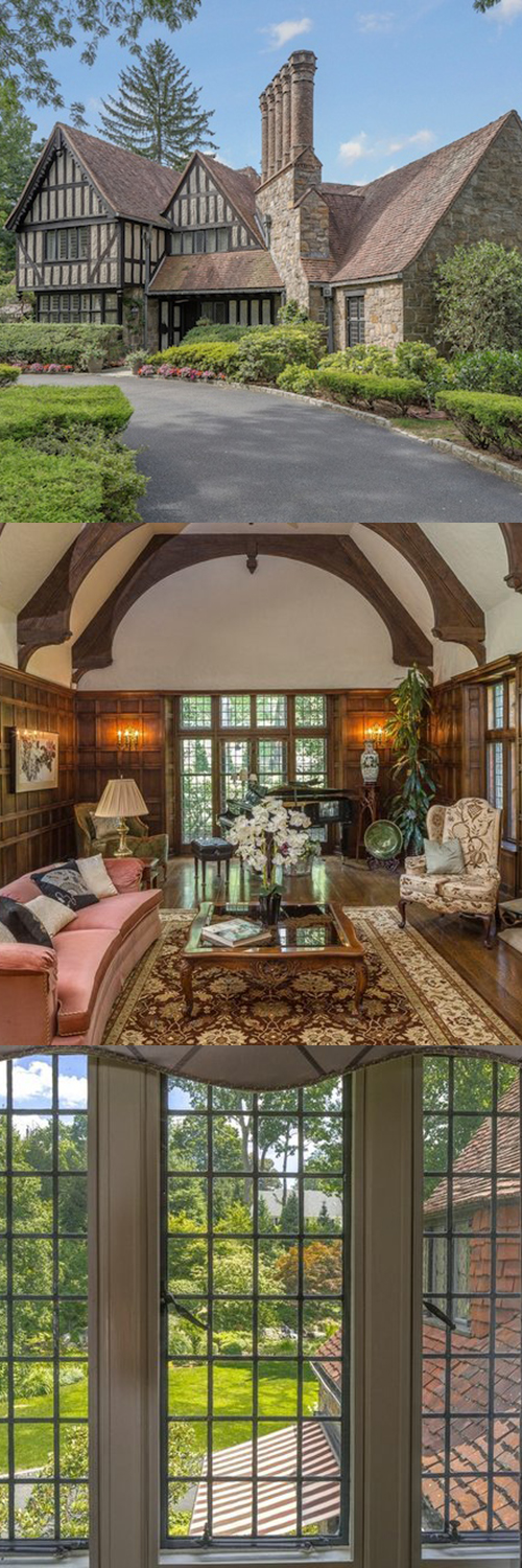 Best Nab A Classic 1920S Tudor Style Stunner Near Nyc For 5 7M 400 x 300