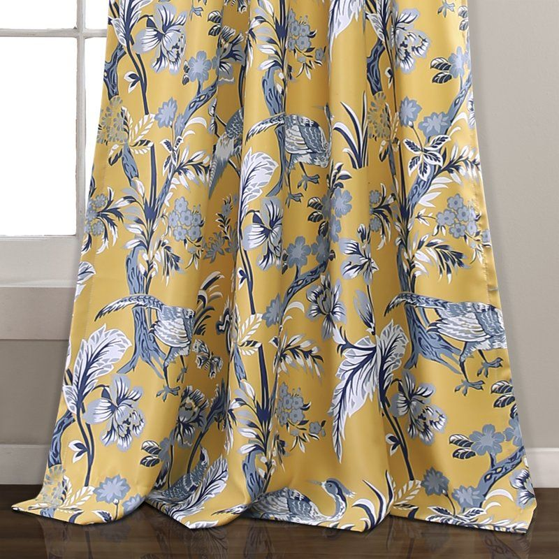 Pin By Cherryglazed Stone On Uhm In 2021 Lush Decor Curtains Floral Room