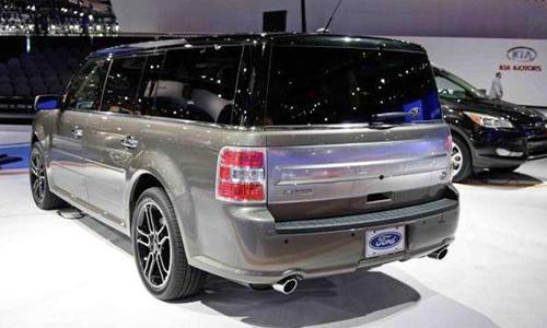 2016 Ford Flex Limited Ford Ford Flex Ford 2019 Ford
