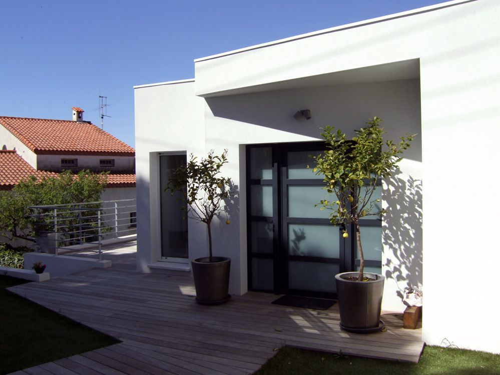 1000 images about faade maison on pinterest - Facade Maison Moderne