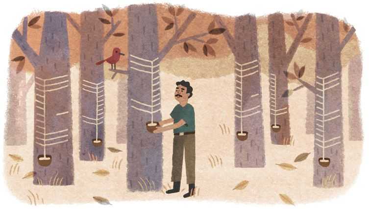 71º aniversário de Chico Mendes