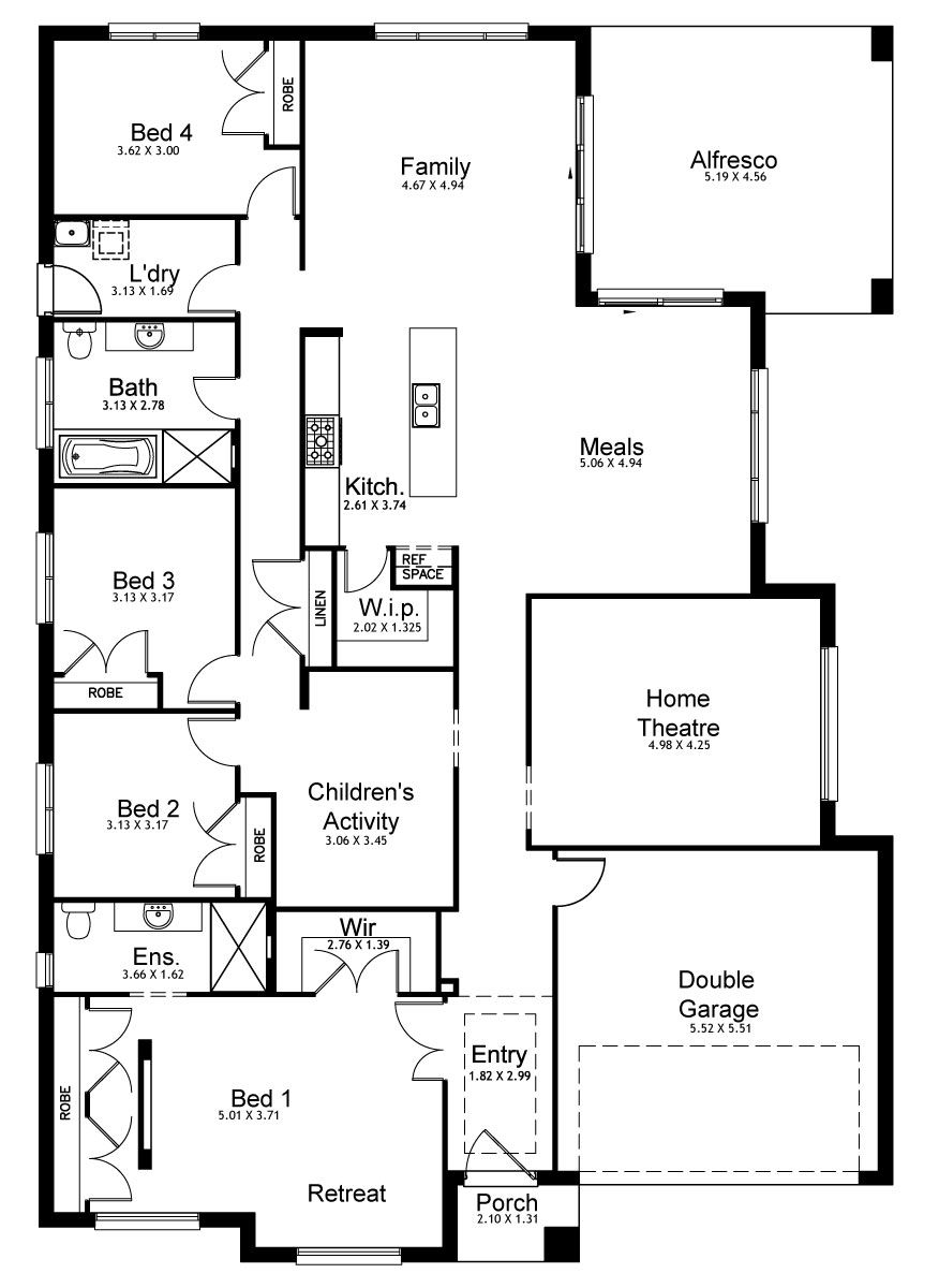 Kurmond Homes - New Home Builders NSW - Display Homes - Homeworld ...