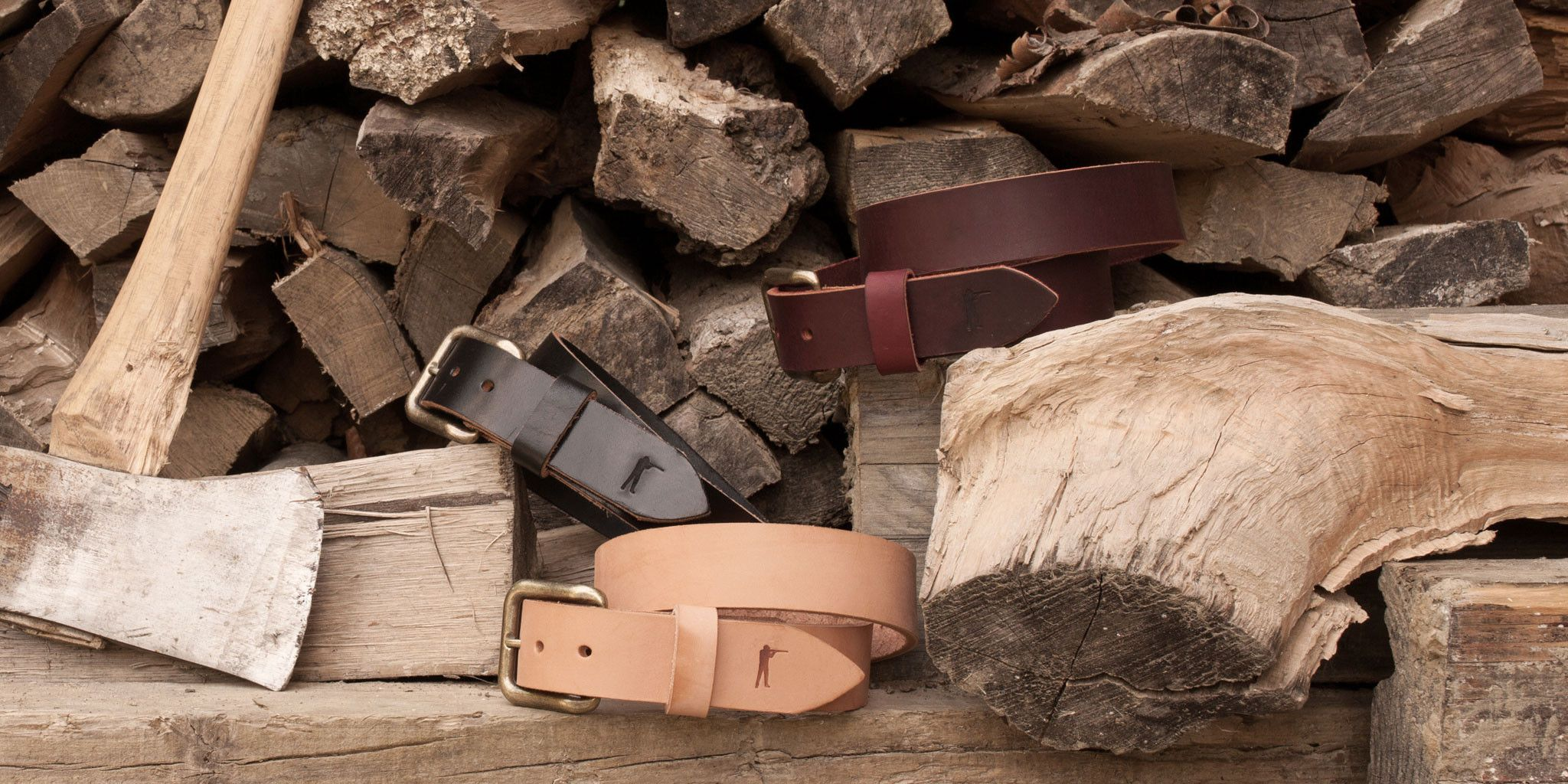 The Last Belt You'll Ever Buy from Ball and Buck