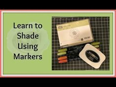 Quick Crafting Tip - Learn to Shade Using Your Markers Stampin' Up!, card, paper, scrapbook, craft, rubber, stamps, hobby, Blended Bloom, technique, www.lisasstampstudio.com #rubberstamping
