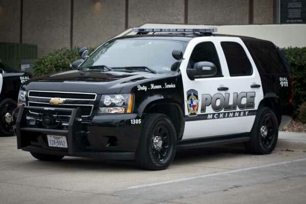 Mckinney Tx Police 1305 2012 Chevy Tahoe Ppv Modern