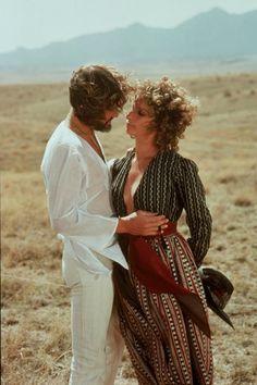 A Star Is Born 1976 Kris Kristofferson And Barbra Streisand A Star Is Born Movie Film Kris Kristofferson Barbara Str A Star Is Born Barbra Streisand Barbra