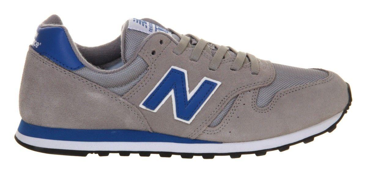 new balance azul y gris