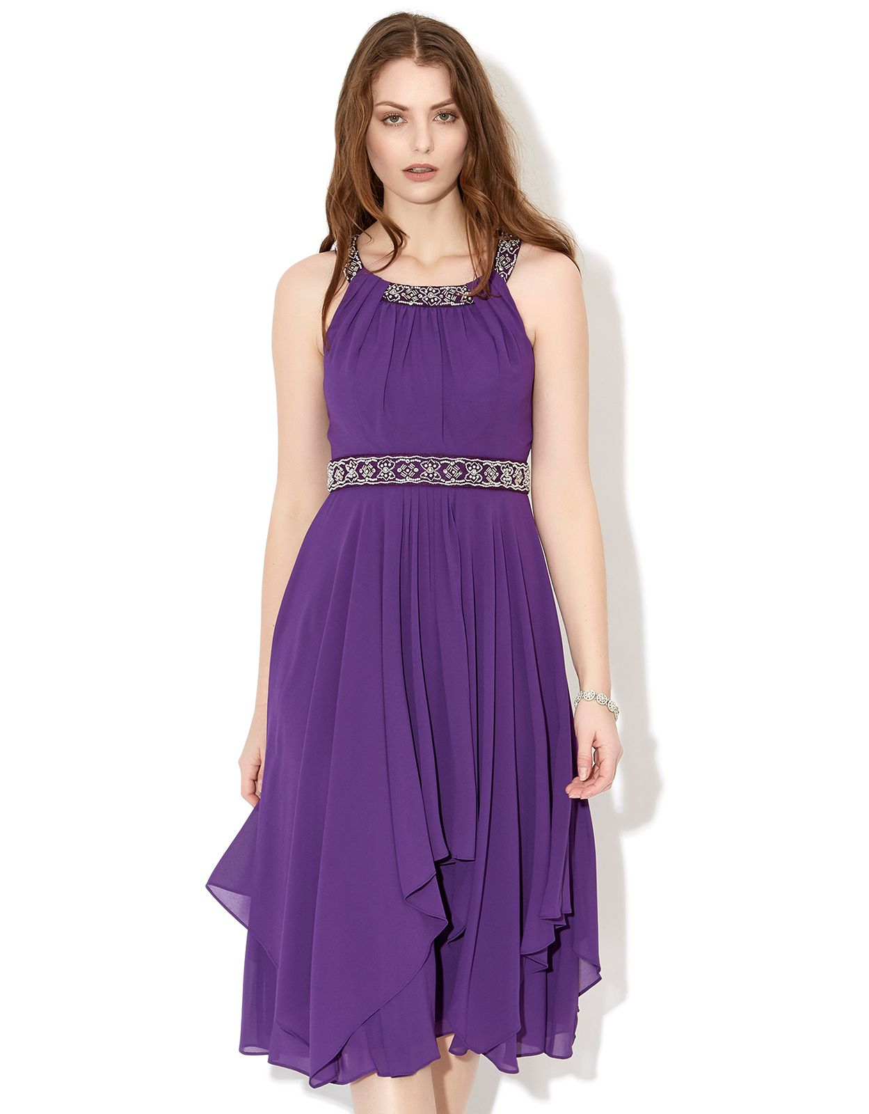 Annalise Dress | Purple | Monsoon | Dresses & Skirts | Pinterest ...