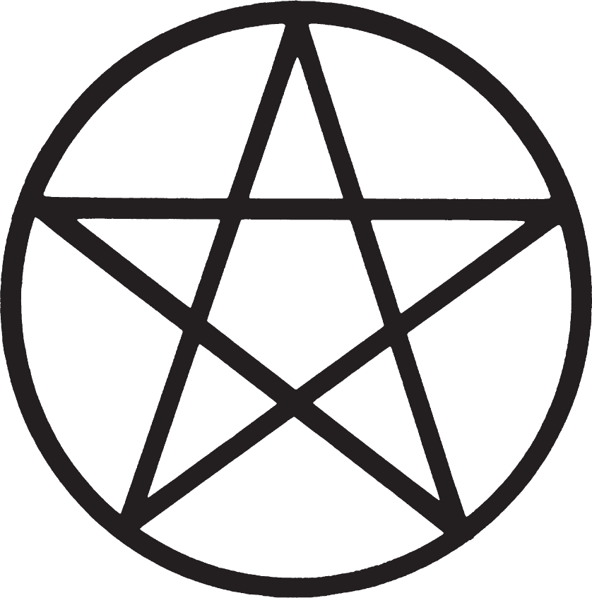 Pentacle Pagan Symbol For Protection Wicca Pinterest Pagan