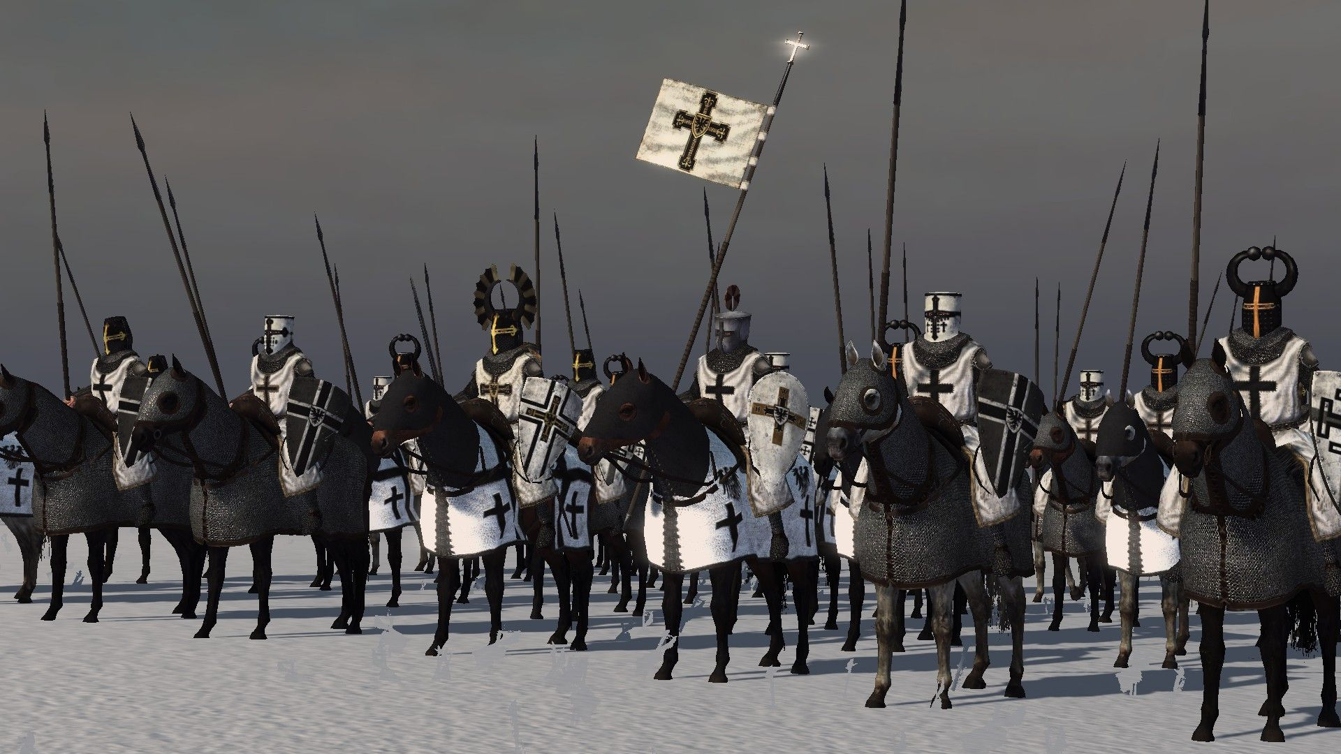 Medieval Kingdoms Total War: Teutonic Order Preview feature