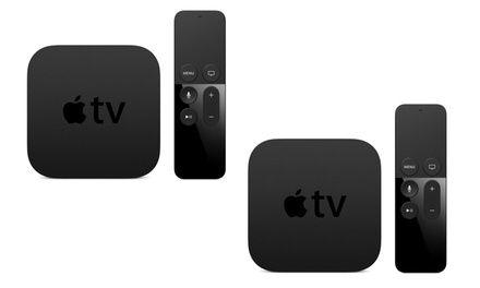 Apple TV 32GB or 64GB (4th Generation) with Siri Remote