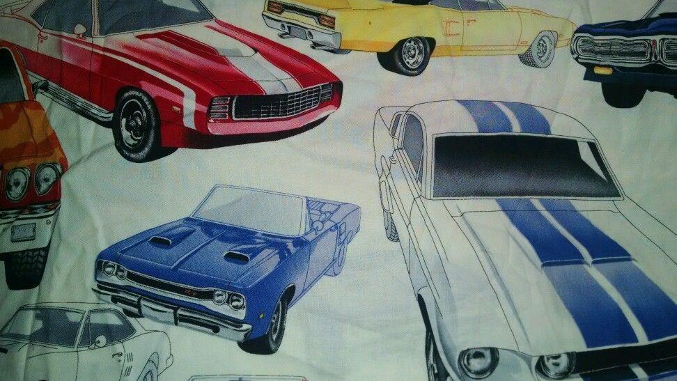 Muscle Car Chevy Mopar Pontiac Ford White Alexander Henry Cotton