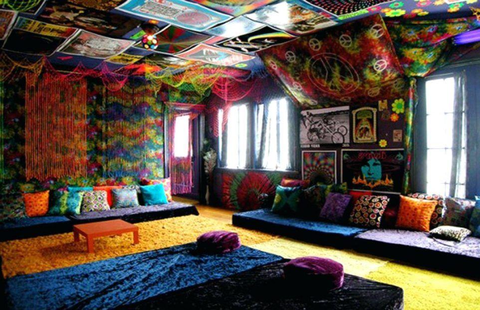 Hippie Stoner Bedroom