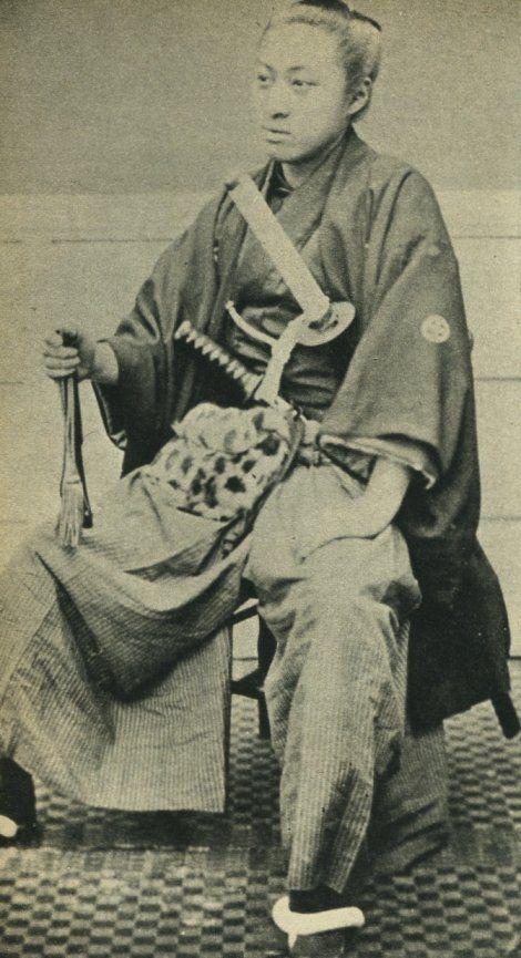 1867年、島津珍彦(ウズヒコ、久光...