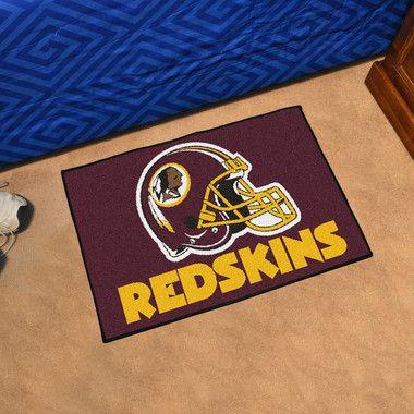 "Washington Redskins Starter Area Rug Floor Mat 20"""" X 30"""""