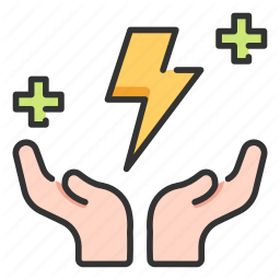 Eco Ecology Energy Environment Hand Power Save Icon Download On Iconfinder Ecology Icon Power