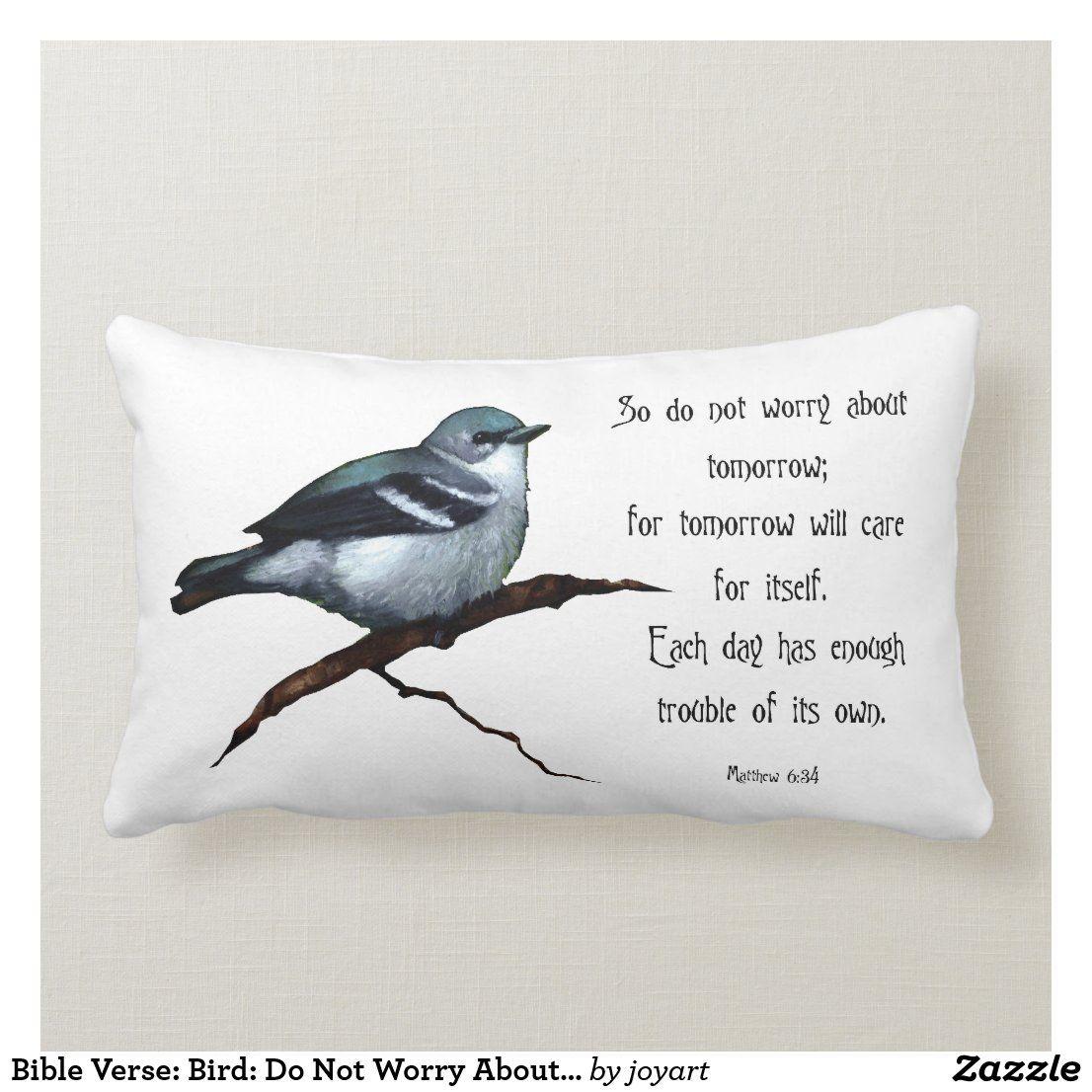 Pin On Bible Verse Decorative Pillows Cushions