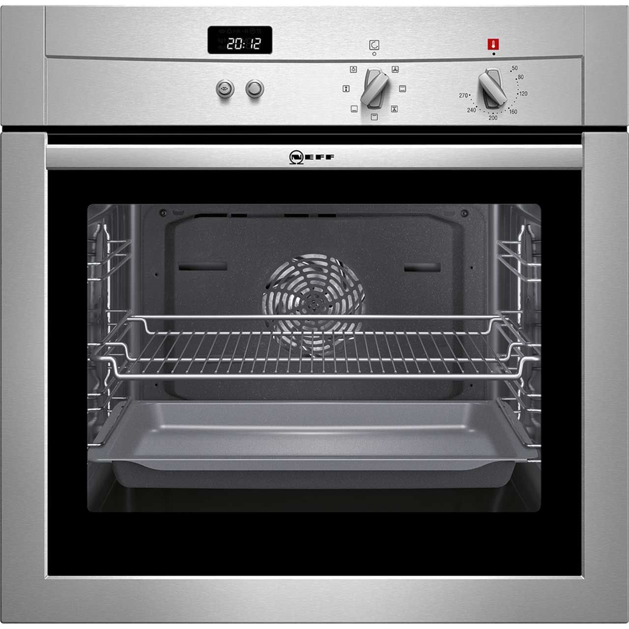 Uncategorized Neff Kitchen Appliances neff b14m42n3gb built in electric single oven stainless steel ovenkitchen appliancesovensbuilt